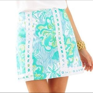 COMING SOON | Lilly Pulitzer Pansy Skort